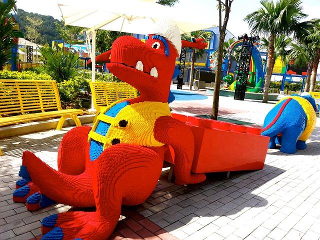 dinosaurus z lega