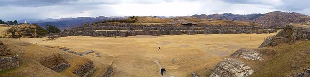 příroda v Peru