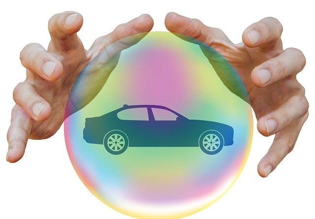 ochrana auta