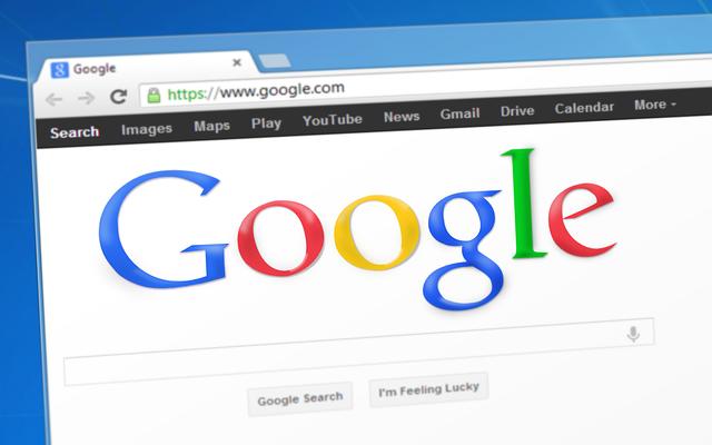 google, vyhledávč
