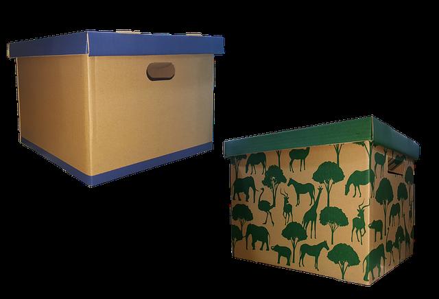 obrázky na krabici