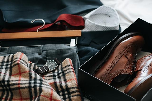 Věci do skříně